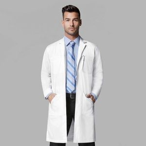 "WonderLab Men's 40"" Professional Lab Coat"